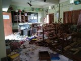 School principal gheraoed in Daribhit, Islampur, West Bengal,