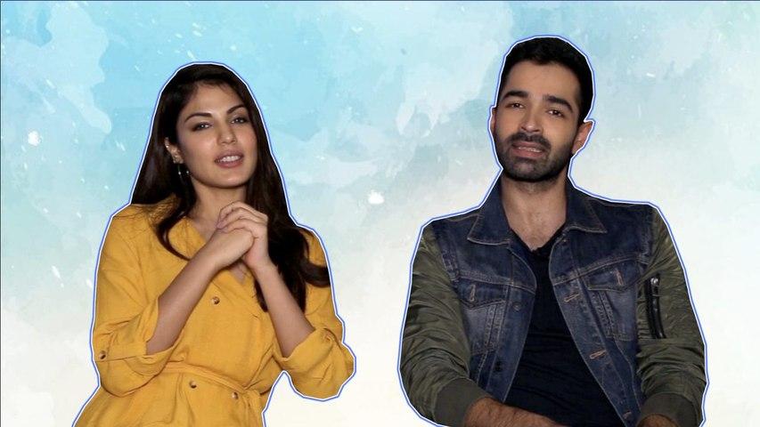 Rhea and Varun reveal why their film is called Jalebi