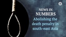 South-east Asian countries are moving away from death penalty: News in Numbers