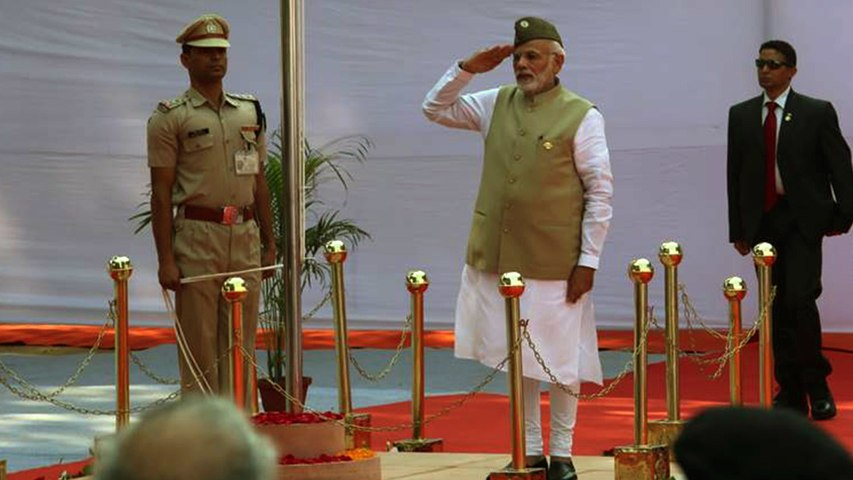 Police Commemoration Day: PM Modi inaugurates a museum, a sculpture and a wall of valour