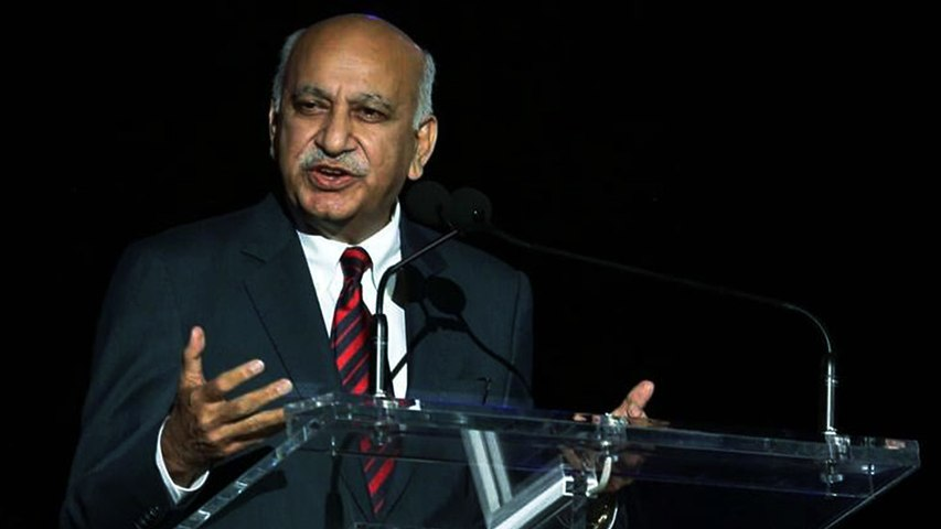 MJ Akbar and the #MeToo campaign: A timeline
