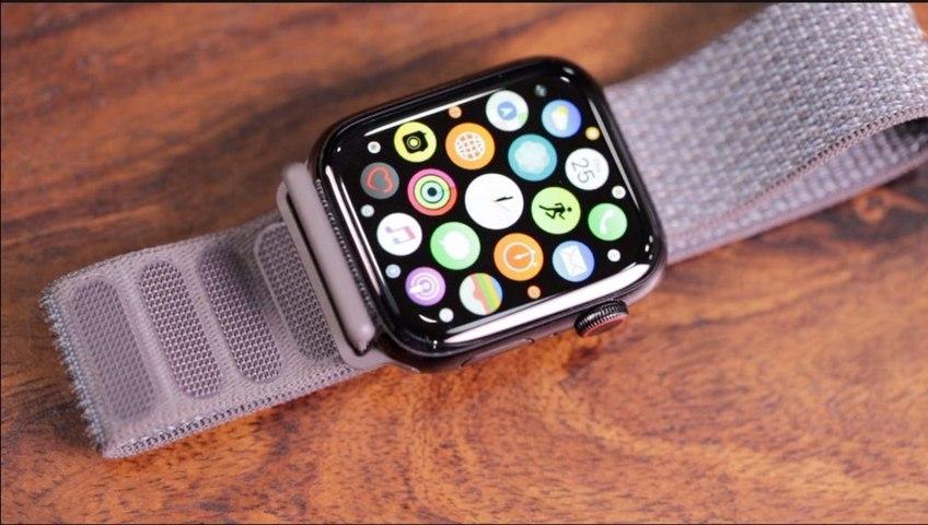 Apple Watch Series 4 top features