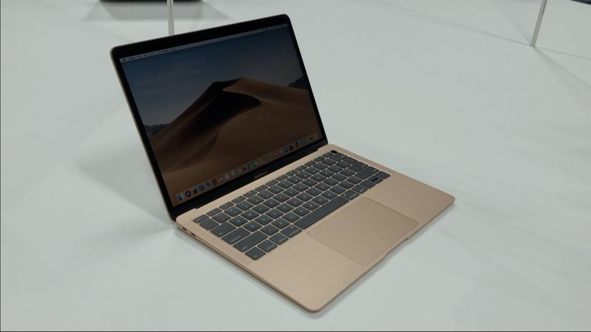 Apple MacBook Air (2018) first look: It's a serious upgrade