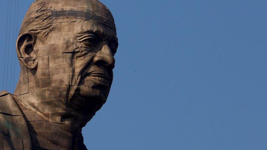 The World's Tallest Statue – Statue of Unity is now open