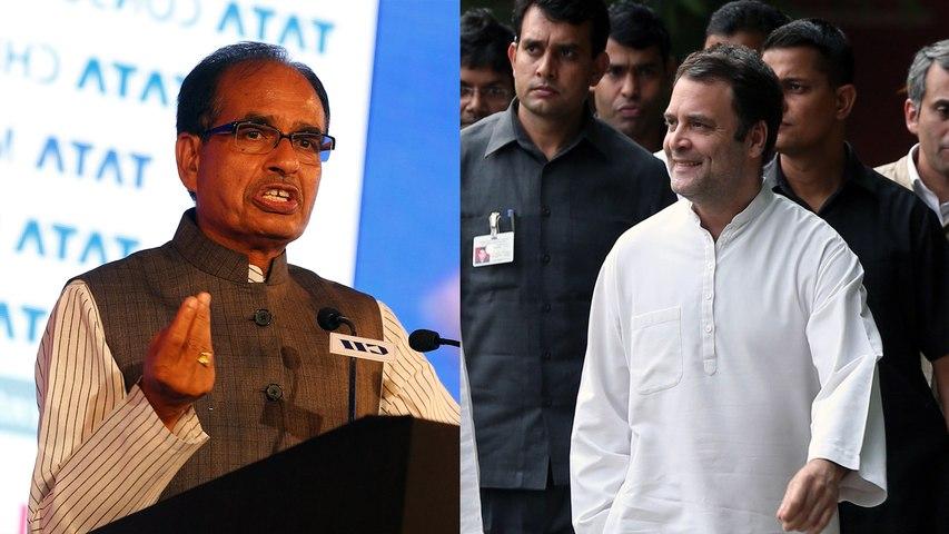 MP polls: CM Shivraj Singh Chouhan to file defamation suit against Rahul Gandhi