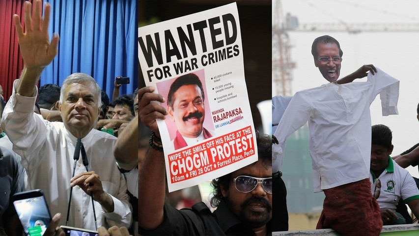 Why there is a political storm in Sri Lanka