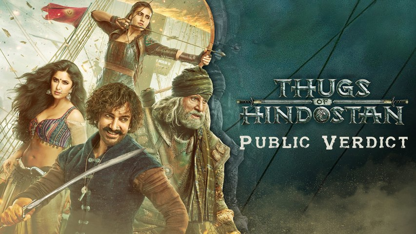 Thugs of Hindostan: Audience Review