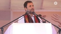 BJP-RSS divide communities by pitting one against the other: Rahul Gandhi in Mizoram