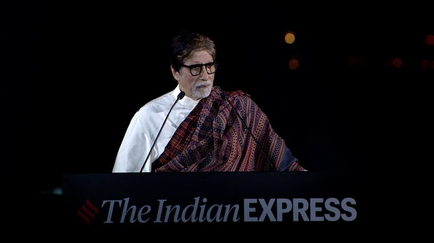 26/11 Stories of Strength – A Rare Performance by Amitabh Bachchan