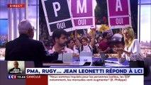 Jean Leonetti, invité de LCI - 24 juillet 2019