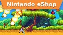 3D Gunstar Heroes - Trailer de lancement 3DS