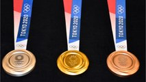 Tokyo 2020 Olympic Medals Made Of Recycled Cellphones