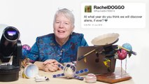 Astronomer Jill Tarter Answers Aliens Questions From Twitter