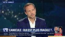 """Selon Adrien Taquet, """"il ne faut pas laisser les personnes dans l'isolement en cette période de forte canicule"""""""