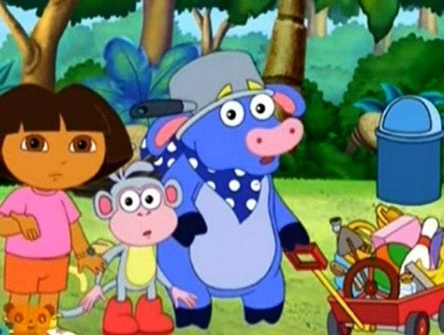 Dora the Explorer Season 5 Episode 11 - Benny's Treasure