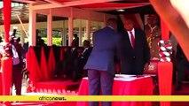 Ex-lawmaker is Kenya's acting Finance Minister