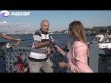 """İstanbulun """"Qalata"""" körpüsü balıqçıları ilə məşhurdur - REPORTAJ"""