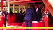 Nomination d'un nouveau ministre kényan des Finances