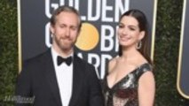 Anne Hathaway Reveals She's Expecting Her Second Child | THR News