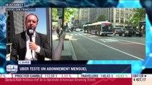 L'ambition d'Uber pour devenir le hub ultime de la mobilité - 24/07