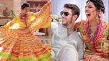 Priyanka Chopra and Nick Jonas' mehendi