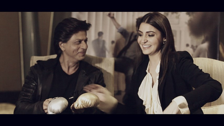 Zero: How well do Shah Rukh Khan & Anushka Sharma know each other?