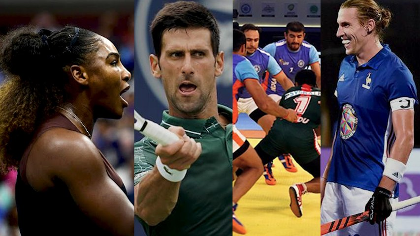 Shocking results in sports in 2018