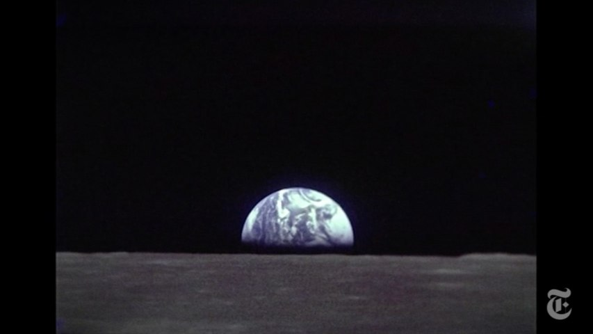 Earthrise: 50 years ago, we saw the earth rise from space for the first time