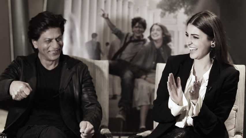 Shah Rukh Khan and Anushka Sharma Up Close: 'Zero is about Celebrating Your Incompleteness'