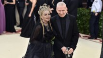 Madonna rejected Jean Paul Gaultier's marriage proposal three times