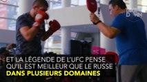 Georges St Pierre met cher à Khabib Nurmagomedov et à l'UFC !