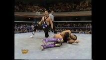 Razor Ramon vs Ludvig Borga (Inside the WWF)
