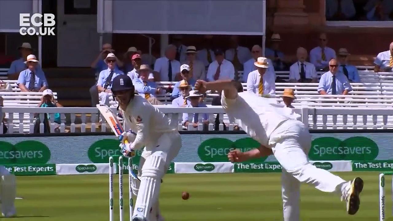 England v Ireland  Test Day 1 Highlights HD