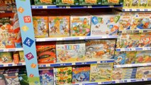 TOYS 'R' US Shopping Minions, Trucks, Play-Doh, Lego, Cars