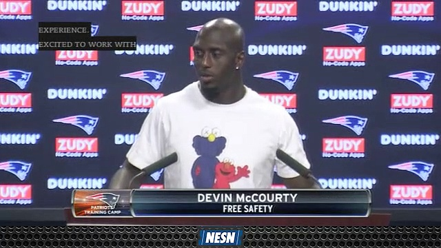 """Devin McCourty Excited For """"New Year, New Opportunity"""" In 10th Season With Patriots"""