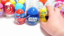 Sponge Bob, Star Wars & Cars Super Surprise Egg