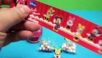 Hello Kitty,  Minnie & Disney