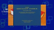 [MOST WISHED]  Shulgin Index, The Vol.1