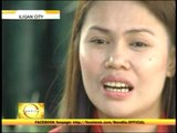 122412 Bandila-Sendong survivor gets surprise Christmas blessing