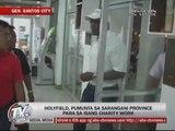 Pacquiao, Jinkee welcome Holyfield in Sarangani