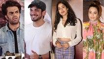 Kangana Ranaut's Judgemental Hai Kya Screening: Jhanvi Kapoor, Swara & others attend  | FilmiBeat