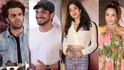 Kangana Ranaut's Judgemental Hai Kya Screening: Jhanvi Kapoor, Swara & others attend    FilmiBeat
