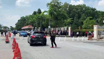 Kuala Lumpur Court Complex receives bomb threat