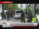 EXCL: Malaysian forces prepare to take over Kiram camp