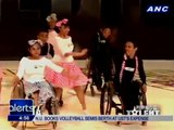 Wheelchair group aims to spread hope in 'PGT' number