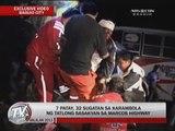 7 dead, 32 hurt as field trip ends in road mishap in Benguet