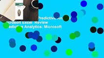 About For Books  Predictive Analytics: Microsoft Excel  Review   Predictive Analytics: Microsoft