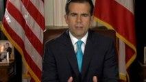 Rosselló dimitió como gobernador de Puerto Rico