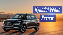Hyundai Venue Petrol Manual Review