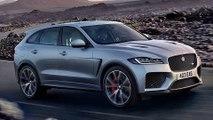 Jaguar F-Pace SVR | Fahrtbericht